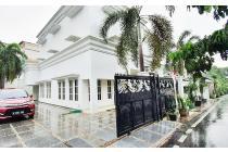 Rumah Exclusive Luas Siap Huni di Kota Jakarta Pusat