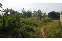 Tanah 1000m2 di Bukit Munara Rumpin