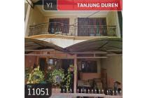 Rumah Tanjung Duren, Jakarta Barat, 5.5x15m, 2½ Lt