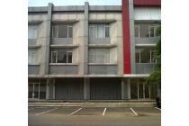 Ruko di Komplek ASTC, Alam Sutera - Tangerang