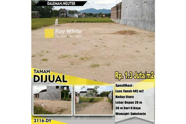Rp578jt Tanah Dijual