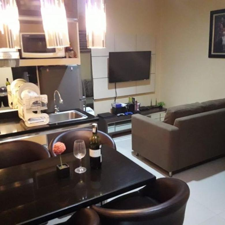 Dijual Apartemen Tamansari Semanggi Siap Huni Tipe 1BR Furnish