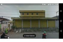 Bekas Pabrik Kantor Gedung BARU FOR SALE 3 LT 25x55 Gudang Masuk Kontainer