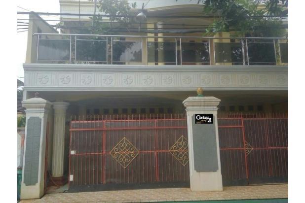 Rumah 3 lantai di pemda dki pondok kelapa jakarta timur dijual cepat 16049206