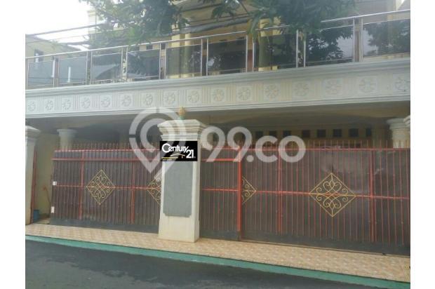 Rumah 3 lantai di pemda dki pondok kelapa jakarta timur dijual cepat 16049207