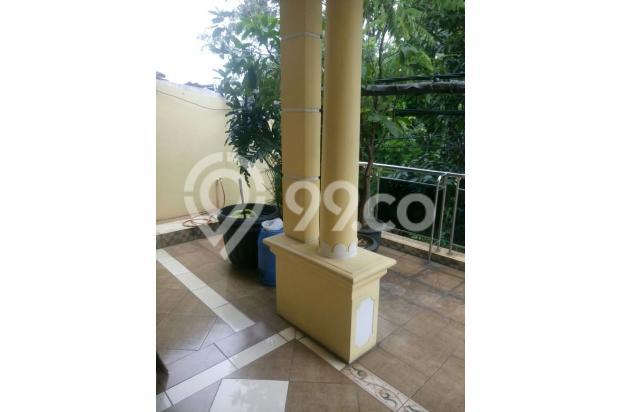 Rumah 3 lantai di pemda dki pondok kelapa jakarta timur dijual cepat 16049212