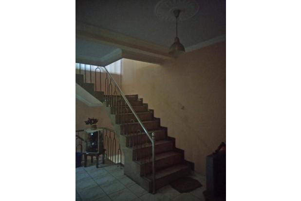 Rumah 3 lantai di pemda dki pondok kelapa jakarta timur dijual cepat 16049208