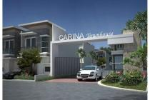 Dijual Rumah Idaman Cluster Exclusive Carina Townhouse