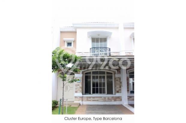 Green Lake City, Rumah Termurah Europe 6x15 9839999