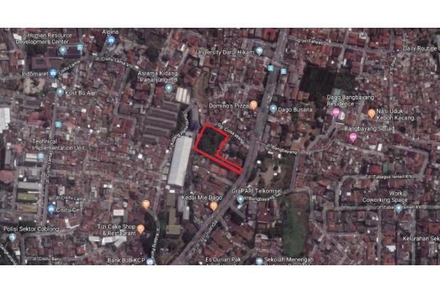 Rp58,8mily Tanah Dijual