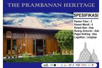 Rumah 400 Juta-an Dekat Jalan Solo Siap Bangun Desain Klasik
