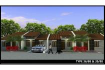 Rumah Dijual Siap Huni 300 Jutaan di Pengasinan Sawangan Depok