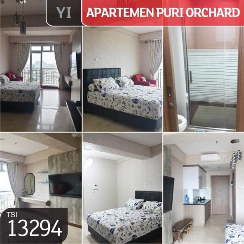 Puri Orchard, Tower OG, Jakarta Barat, 35 m², Lt 11, PPJB