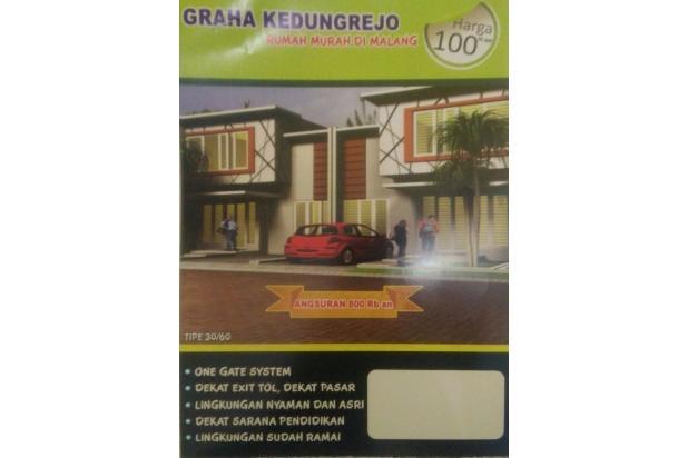 Dijual Rumah murah subsidi di Graha kedungrejo Pakis Malang 14317576