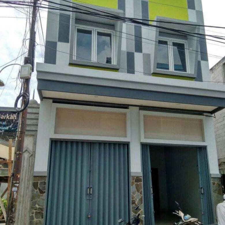 Dijual Ruko 2Lantai di Jalan Kayumanis Utara, Matraman, Jaktim