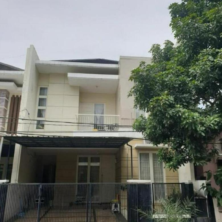 Rumah Araya 2 GALAXY BUMI PERMAI, Minimalis Siap Huni, Row jalan 3 mobil