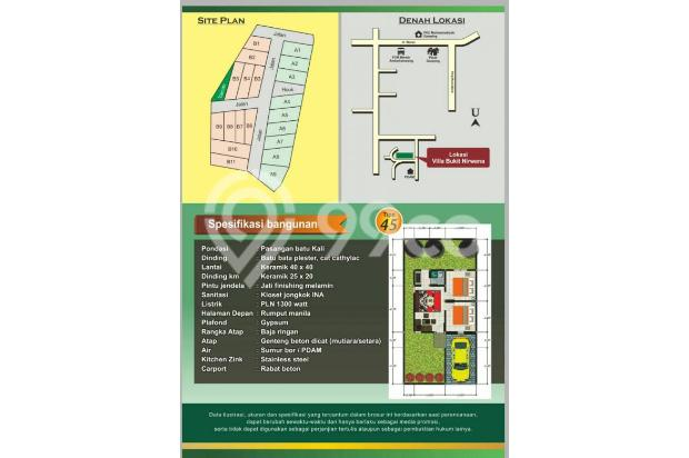 rumah villa  bukit nirwana dekat pusat oleh-oleh 16846352