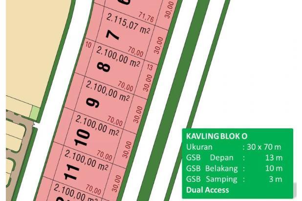 Rp54,1mily Tanah Dijual
