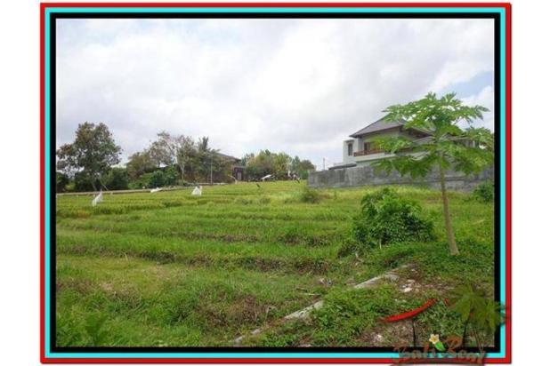 Tanah Strategis, 1.000 m2 View Sawah dan sungai , link villa di Canggu  3873353