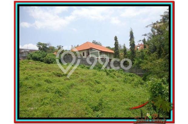 Tanah Strategis, 1.000 m2 View Sawah dan sungai , link villa di Canggu  3873358