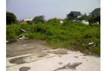 Di Jual Kavling 88 x 35, (3080m),  Jl.Harapan Jaya, Cempaka Putih
