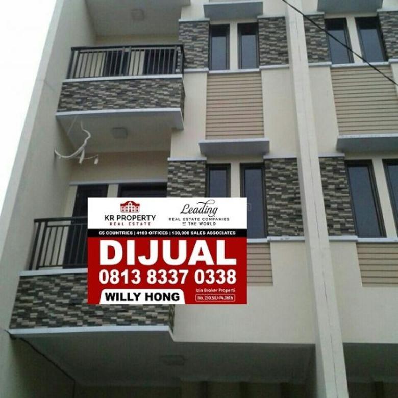 Rumah Baru Siap Huni di Mandala Tomang, Jakarta Barat