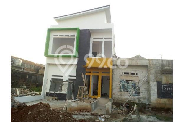 Rumah 2 Lantai + Kolam Renang di Depok 16048615