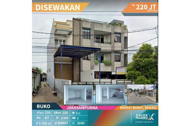 Rp200jt/thn Ruko Disewa