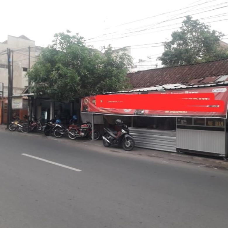 Tanah Stategis Dekat Kampus di Purwosari Surakarta (EL)