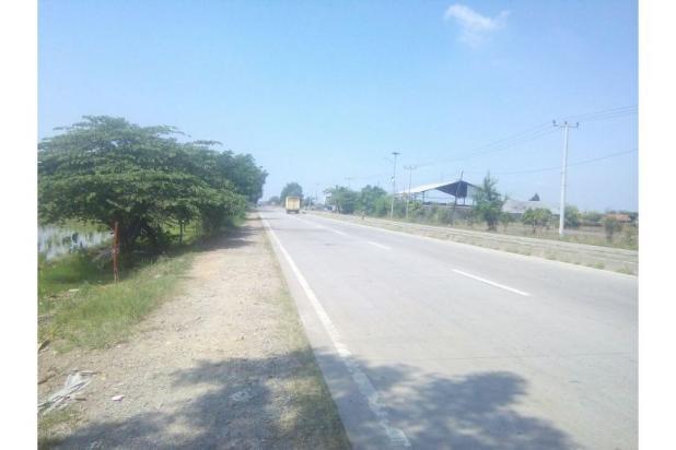 Tanah Luas cocok untuk Komersial di Jalan Baru Karawang Barat 9488545