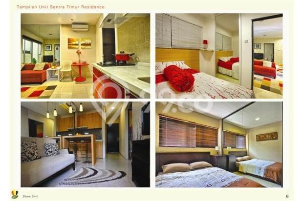 Miliki 2 kamar murah view city At Apartemen Sentra Timur Residence 11735587