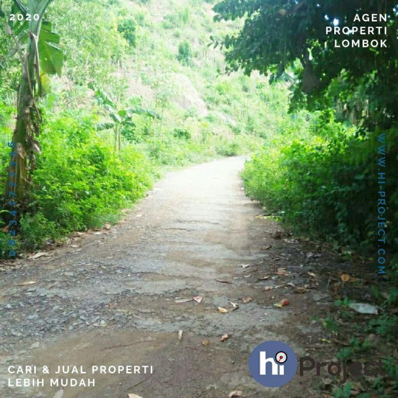 4,000 M2 Tanah di Kuta Mandalika Lombok tengah T429