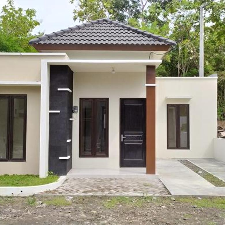 Rumah baru design modern siap huni dekat kampus umy