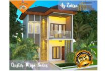 Cluster Mega Bodas Rumah Villa 2 Lt Dengan View Tercantik loka