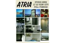 Dijual Apartemen Atria residences