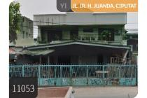 Ruko Jl. Ir. H. Juanda, Ciputat, Tangerang Selatan, 490m, 1 Lt
