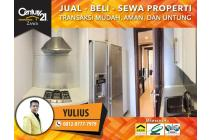 Permata Hijau Residences, 3BR, Private Lift, Furnish. Rp. 3.2 M Nego