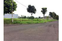 Tanah kavling di komplek perumahan Budi Indah lokasi strategis