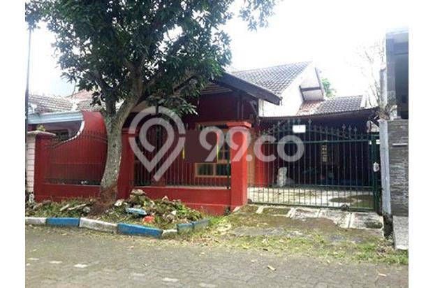 Dijual Rumah Terawat di PBI Araya Malang 17994763