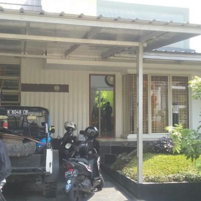 Rumah minimalis di Rancamaya