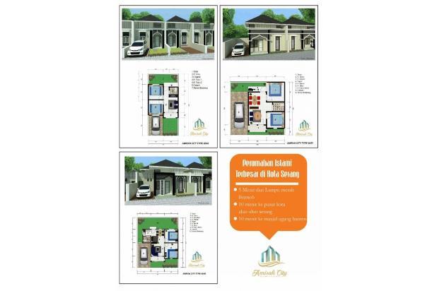 Rumah Syariah di Serang Amirah City 13696704