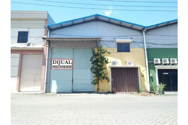 Jual Gudang Pergudangan 88 Juanda Sedati Sidoarjo Selatan Surabaya 17150348