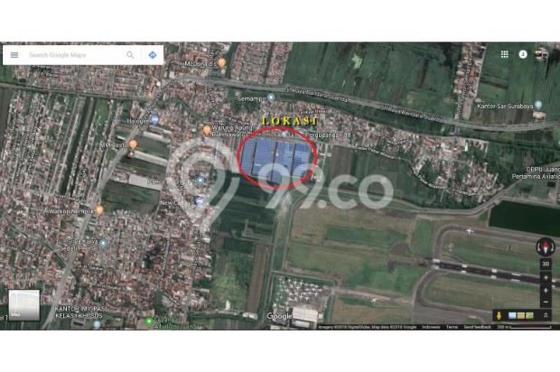 Jual Gudang Pergudangan 88 Juanda Sedati Sidoarjo Selatan Surabaya 17167820