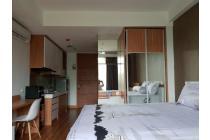 Kamar Full Furnished, di Apartemen Dago suites, Bandung, Unit : 927
