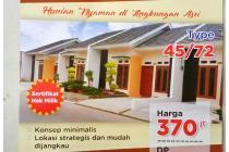 Rumah Murah Cluster Di Bekasi