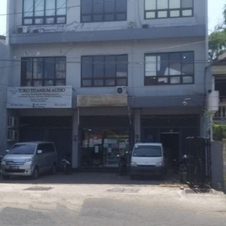Disewakan Ruko Baratajaya Siap Pakai.Surabaya.
