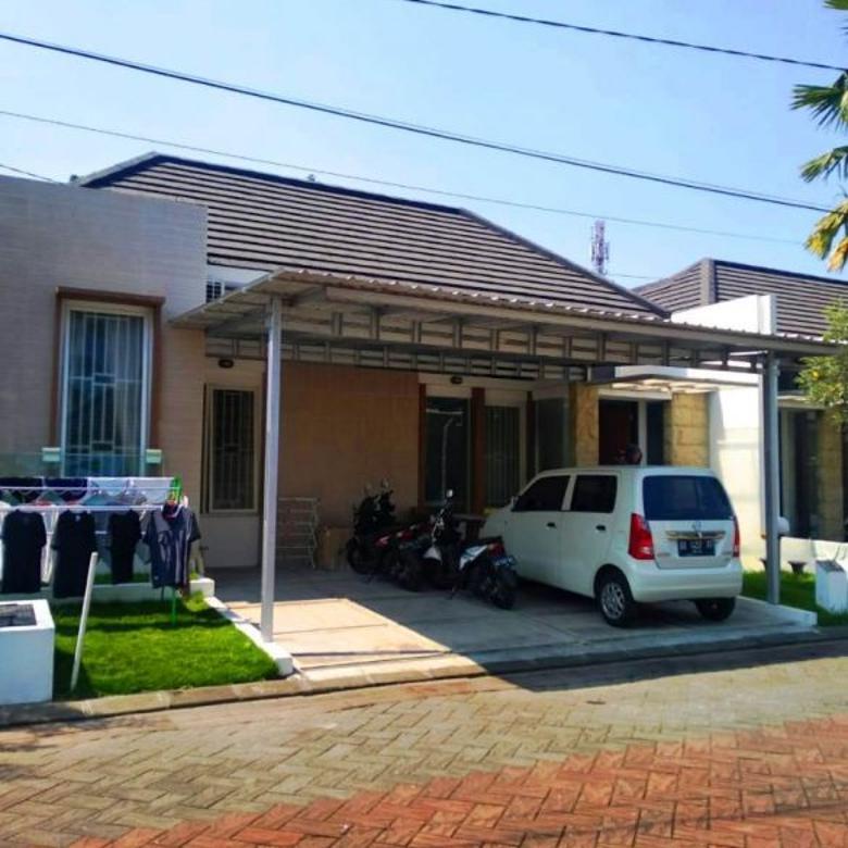 Rumah 1 Lantai Dalam Perumahan Elit di Titi Bumi JL Godean Km5