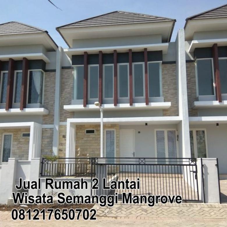 Dijual Rumah Baru Siap Huni Wisata Semanggi Mangrove (.146a)