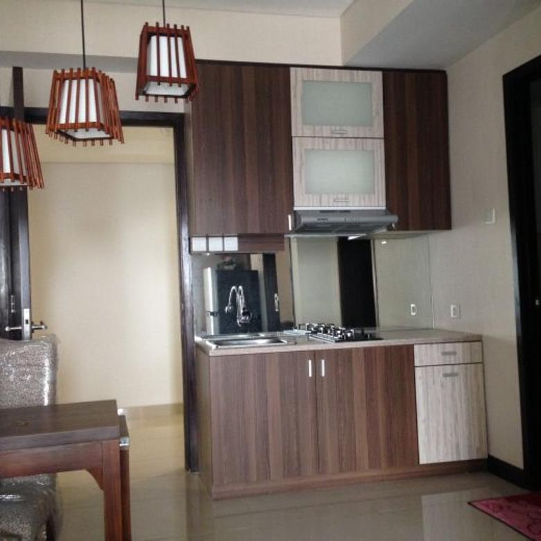 Aspen Residence, 2 Bedroom, 1 Bathroom, Luas 47