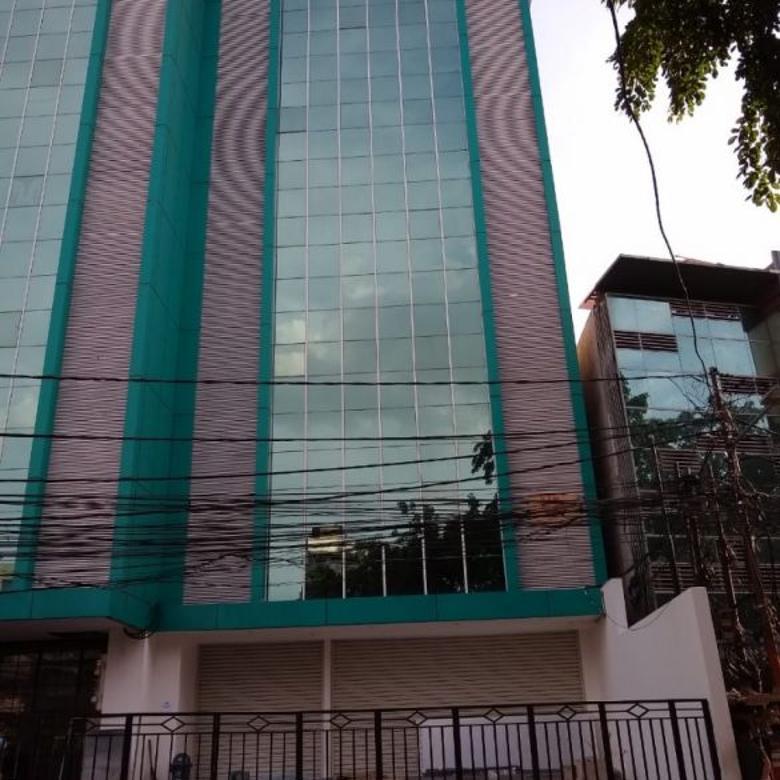 Gedung Brand New Perkantoran Hayam Wuruk,